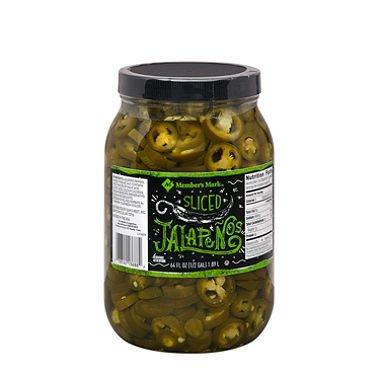(Member's Mark Sliced Jalapeno Peppers (64 oz.))