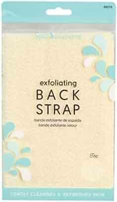 Cala Cream exfoliating back strap