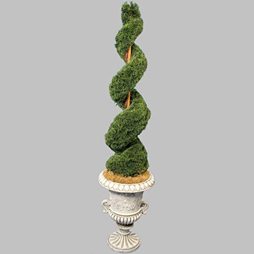 Topiary Tree Design 4 Vinyl Wall Decal - 14