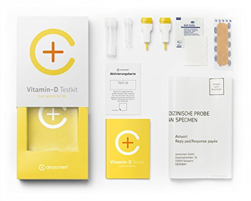cerascreen Vitamin D Test