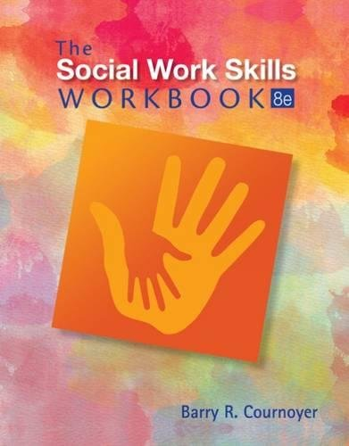 The Social Work Skills Workbook cover