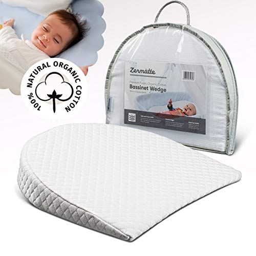 Zermätte Bassinet Wedge Pillow