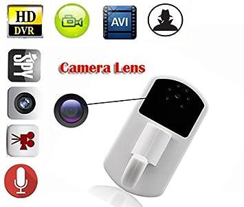 eptek @ HD 1280 x 960 Mini Spy Cámara Oculta Espía ropa ...