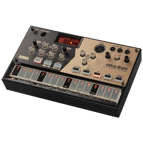 (Korg Volca Drum Physical Modeling Drum Synthesizer)