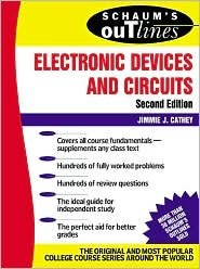 Schaum's Outline of Electronic Devices and Circuits 2nd (second) edition Text Only pdf