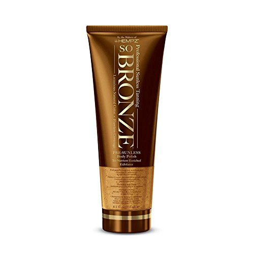 Hempz Bronze Pre Sunless Exfoliating Polish