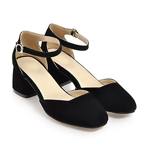 Sandales Noir Femme BalaMasa Femme BalaMasa BalaMasa Noir Sandales Compensées Sandales Compensées Compensées IfvqvYw4