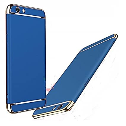 quality design 650f7 67532 Ifra 3 In 1 Designed Glossy Look Back Cover for Vivo: Amazon.in ...