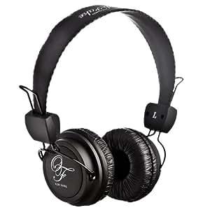 Original Fake 002Black–Auriculares on ear con control talk