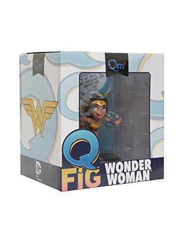DC Comics Wonder Woman Q-Fig Figure