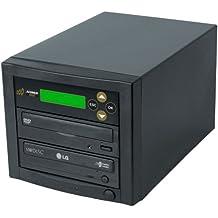 Acumen Disc CD DVD Disc Copier Duplicator System with LG 24x MDisc Burner Writer Optical Drive D01-BLG