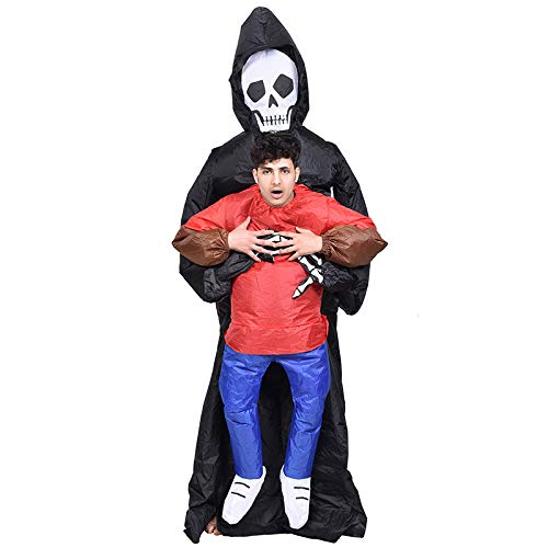Halloween Costume Inflatable Costume Ghost Pick Me up Fancy Dress