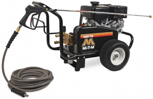 Mi-T-M-JCW-4004-2MSB-JCW-Series-Cold-Water-Belt-Drive-404cc-Subaru-OHC-Gasoline-Engine-4000-PSI-Pressure-Washer