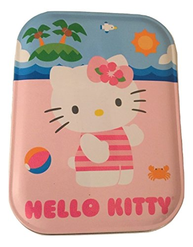 Hello Kitty Storage Tin ~ Kitty at the Beach