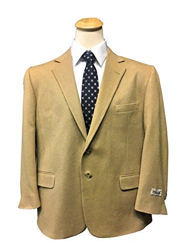 Sports Hair Coat Camel - 60 Long Big and Tall 100% Camel Hair Sport Coat 60L