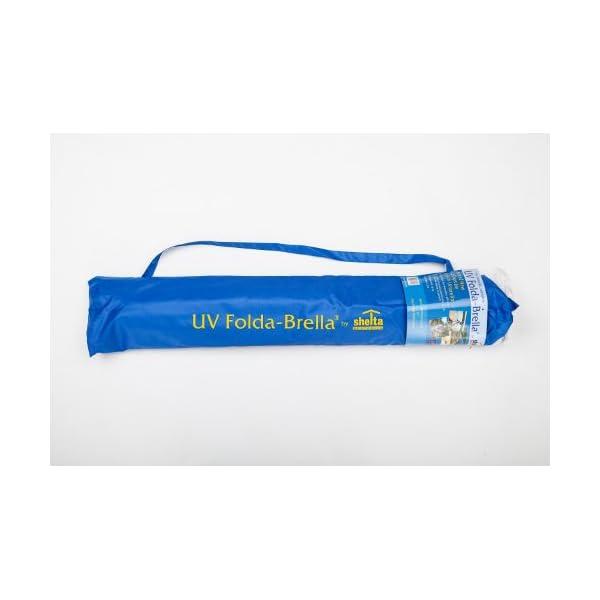 Sunproof UV Ombrellone Portatile Pieghevole 4 spesavip
