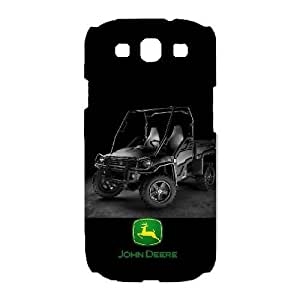 Samsung Galaxy S3 I9300 Phone Case White John Deere QY7985881