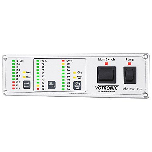 Votronic 5330 Info panel Pro