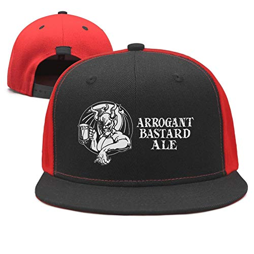 Ruslin Arrogant Bastard ALE Stone Women Men Strapback Hat Adjustable Sports caps