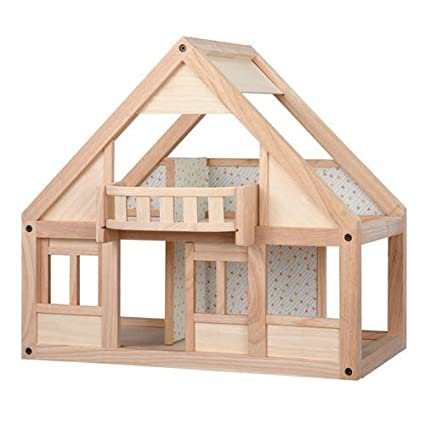 Amazon Com Plan Toy My First Dollhouse Toys Games