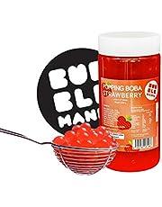 Originele Boba Popping voor Bubble Tea Aardbei (450 g)