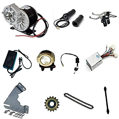 REES52 24V 250w Bicycle Conversion Kit