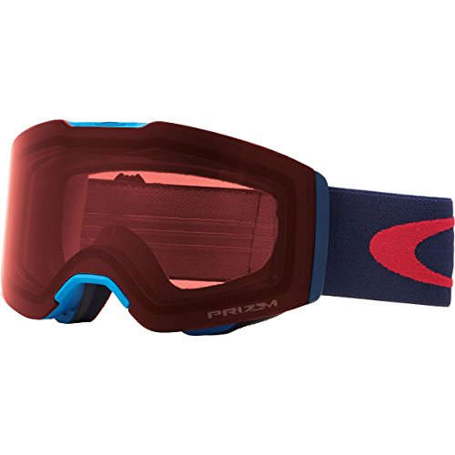 Oakley Fall Line Asian Fit Snow Goggles, Blue Fathom, - Oakley Design Latest