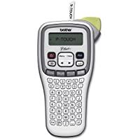 Brother P-Touch PT-H100 Handheld Label Maker - Thermal Transfer - Monochrome