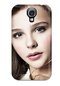 Slim Fit Tpu Protector Shock Absorbent Bumper Chloe Moretz 14 Case For Galaxy S4