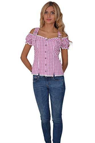 Golden Trachten - Camisas - para mujer Rosa
