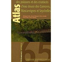 Atlas des poissons et des crustacés d'eau douce des Comores, Mascareignes et Seychelles : Décapodes uniquement