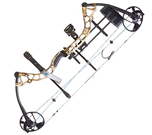 Diamond Archery Infinite Edge Pro Bow Package,