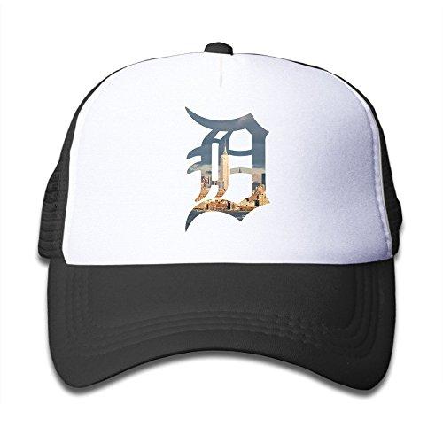 Namii Detroit Tiger Boy's Hat Sports Baseball Black Size One (Tigers Nano Case)