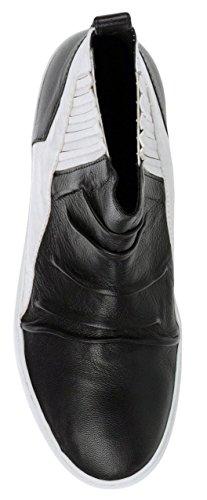 Alexandre Plokhov Combo Increspato Sneaker High-top (43 It / 10 Us)