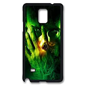 Designed to Think Custom Back Phone Case for Samsung Galaxy Note 4 PC Material Black -1210270