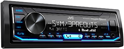 JVC KD-X350BTS 1-Din Car Digital Media Bluetooth Receiver US