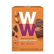Weight Watchers Chocolate Caramel Mini Bar New WW