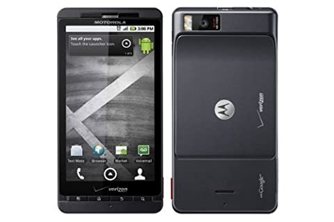 Verizon Motorola Droid X WiFi 3G Camera Android Smartphone Cell Phone (Verizon Camera Phones)