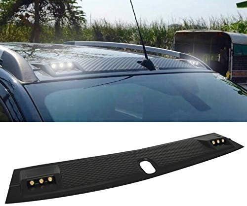 2020 Dachblende Zubeh/ör Dachspoiler Roof Cover Light f/ür Ford Ranger T6 T7 T8 2012