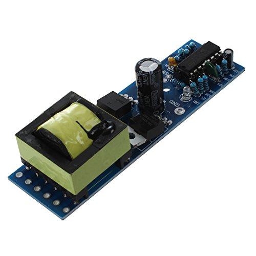 - Boost Power Converter - TOOGOO(R)Mini Strip Inverter DC 12V To AC 110V/220V Single Silicon Boost Converter Module