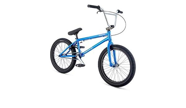 Radio Bikes Saiko Bicicleta BMX, Unisex Adulto, Azul, 20.6: Amazon ...
