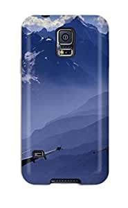 Galaxy S5 Cover Case - Eco-friendly Packaging(aircraft)