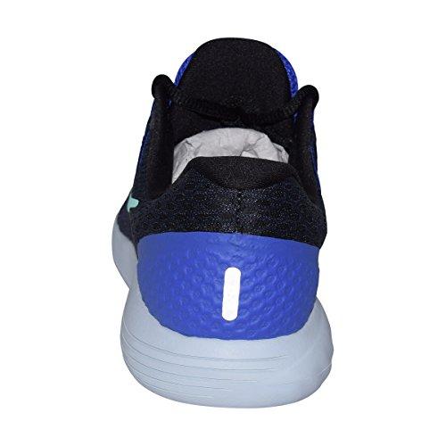 Nike Kvinnor Lunarglide 8 Löparsko (persisk Violett / Grön Glöd, 6,5 B (m) Oss)
