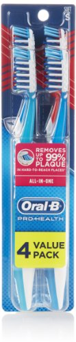 Oral B Pro Health All Toothbrush Count