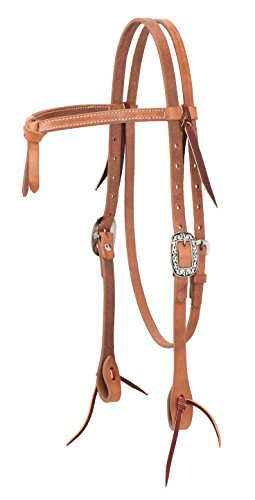 - Weaver Leather Futurity Knot Browband Headstall