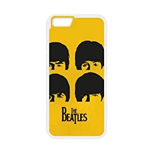 The Beatles iPhone 6 6s Plus 5.5 Inch Cell Phone Case White FRGAG6410917468246