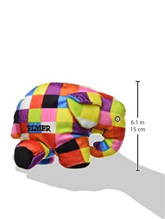 Amazon.com: Elmer el elefante de retales: Bean Bag: Kids ...