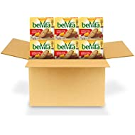 belVita Cranberry Orange Breakfast Biscuits, 6 Boxes of 5 Packs (4 Biscuits Per Pack)