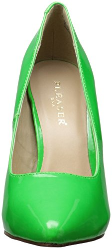 Amuse con Pat Scarpe Neon Green 20 Donna Pleaser Plateau vwt1Zdvq