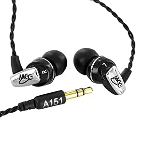 MEElectronics A151 Balanced Armature In-Ear Headphone (2nd Generation)